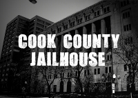 Cook County Jailhouse Font