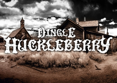 Dingle Huckleberry Font