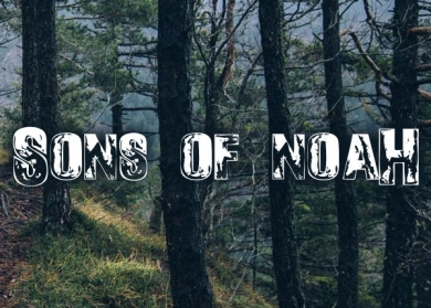 Sons of Noah Font