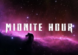 Midnite Hour Font