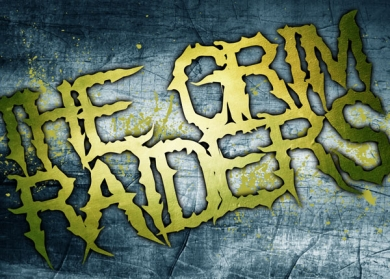 The Grim Raiders Font