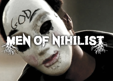 Men of Nihilist Font