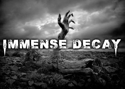 Immense Decay Font