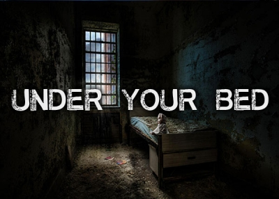 Under Your Bed Font
